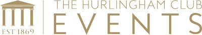The Hurlingham Club Event logo